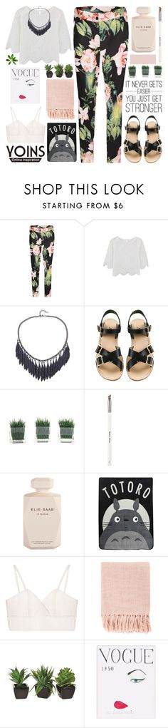 """YOINS THREE♥"" by tropical-songwriter ❤ liked on Polyvore featuring A.P.C., Handle, Elie Saab, Ghibli, Surya, WALL, yoins, yoinscollection, loveyoins and melsunicorns"