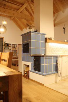 Kachlová kamna s ležením a kachlový sporák v jednom - Projekt - InHaus Rocket Mass Heater, Tiny House, Cottage, Architecture, Bed, Furniture, Home Decor, Houses, Arquitetura
