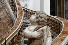 Basilica di Santa Maria della Sanita, Napoli, Italy Napoli Italy, Amalfi Coast, Santa Maria, Naples, Lion Sculpture, Statue, Sculptures, Virgin Mary, Sculpture