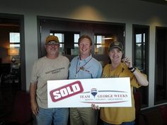 Congratulations to Paul & Lynnita M.on the sale of their house and the purchase of their new home with Team George Weeks and Bridget Hobbs!