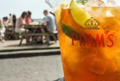 Britain in grip of Pimms epedemic