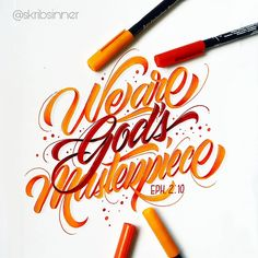 Hand Drawn Lettering, Creative Lettering, Types Of Lettering, Brush Lettering, Lettering Design, Calligraphy Letters, Typography Letters, Typography Logo, Beautiful Lettering