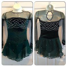 Irish Skating Dress #iskatewear #iceskatingdress #figureskatingdress #irishdancing