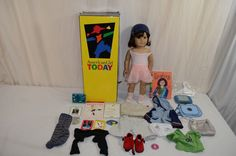 American Girl of the Year/ Today Lindsey With Clothes And Accessories 901-9-28 #AmericanGirl #DollswithClothingAccessories