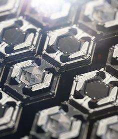 Polygons on Behance