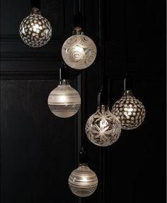 Orrefors Light Shadows Decorative Lightbulb - contemporary - light bulbs - - by John Lewis