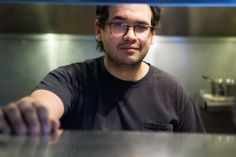 The New Chef and a Call to Community with Chef James Mark at north in Providence, RI