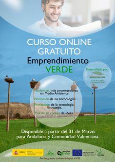 CURSO ONLINE GRATUITO DE EMPRENDIMIENTO VERDE ecoagricultor.com
