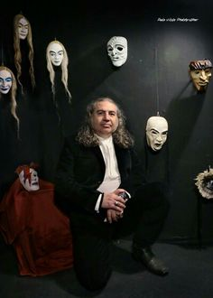 Massimiliano Vacca presso  Gino Ramaglia per Artisti in vetrina  Napoli
