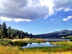Lake Cuyamaca in Julian, CA