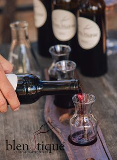 Design the perfect wine for any occasion with Blendtique Wine Company!