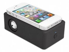 Amplifier for iphone
