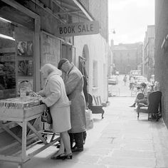 Book Sale ~ Dublin, 1969