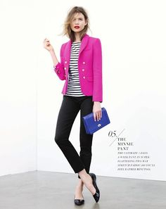 "#jcrew they've made the catalog a ""look book"" and embraced the trendsetter it has naturally become.  this style=me to a tee."