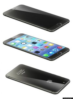 If this is what iPhone 6 is going to look like. Done deal. I'm totally upgrading my phone