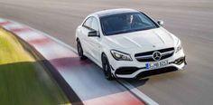 2017 Mercedes-Benz CLA250, CLA45 Specs facelift Price Release date