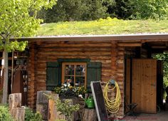 What goes better than plants and green building? Well, nothing, really. So how about building a green roof on that potting shed, creating a miniature garden. Having a green roof does not mean you'll have additional square footage to spread perennials into. Some perennials, maybe, but this isn't about having a roof top garden. There are a multitude of benefits and purposes to building a green roof, from reduced heating & cooling costs, to improving air quality and extending the life of your…
