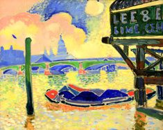 10 June 1880 – 8 September was a French artist, painter, sculptor and co-founder of Fauvism with Henri Matisse. Henri Matisse, Matisse Kunst, Matisse Art, Andre Derain, Georges Braque, Maurice De Vlaminck, Raoul Dufy, Art Gallery, Glasgow