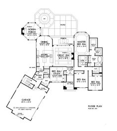 Home Plan 1345, Now