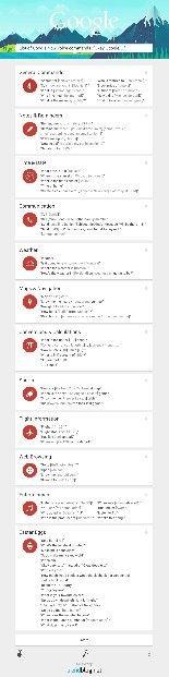 Google nów voice commands