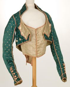 1800s? Jacket with vest - Imatex Reg#11551