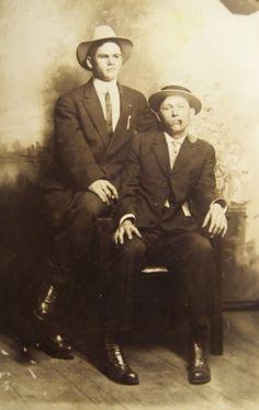 Pretty Boy Floyd and Clyde Barrow