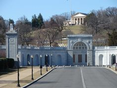 Arlington National Cemetery - should visit and leave flowers here more often than we do.
