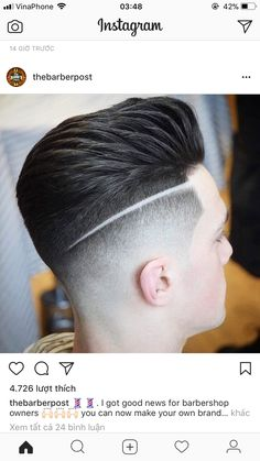 When looking for a trendy new men's hairstyle for the skin fade haircut is your new best friend. Bringing to you [Skin Fade Haircut Insider] New Men Hairstyles, Best Fade Haircuts, Undercut Hairstyles, Cool Haircuts, Haircuts For Men, Undercut Fade, Hairstyles Pictures, Modern Haircuts, Modern Hairstyles