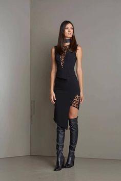 MODA EM MINAS: Skazi Dressy Outfits, Stylish Outfits, Cool Outfits, Fashion Outfits, Vogue, Western Dresses, Hot Dress, Mode Inspiration, Fashion Lookbook
