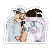 One Direction grouphug Sticker