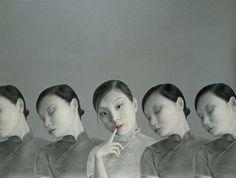 "Chen Yu - ""Untitled 2006 Series No. 11"""