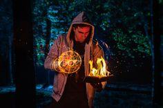 Fire Magic, Doctor Strange, Behance, Photoshop, Photography, Photograph, Fotografie, Photoshoot, Fotografia
