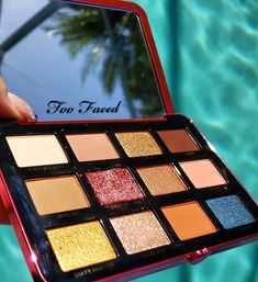 Makeup Obsession, Palm Springs, January, Eyeshadow, Palette, Dreams, Box, Face, Beauty