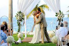 Cancun Beach Wedding at Riu Palace Peninsula   del Sol Photography