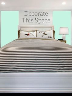 Decorate This Space: Pick the Right Window Treatment From HGTV's Design Happens Blog (http://blog.hgtv.com/design/2013/02/27/decorate-this-space-pick-the-right-window-treatment/?soc=pinterest)