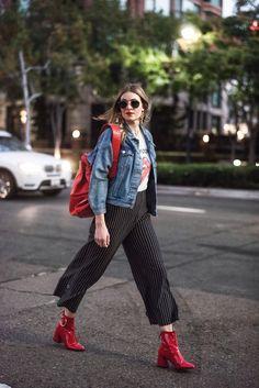 fashion blogger style #nyfw #fall