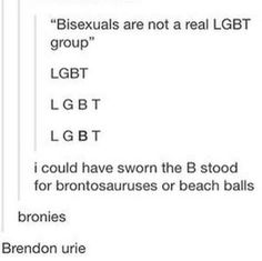 Brontosauruses, beach balls, bronies, Brendon Urie, what could be next? #PanicAttackHumor