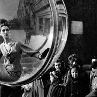 In the '60s, Models Floated Through Paris in Bubbles | Raw File | Wired.com