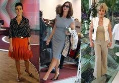Moda para senhoras – Mulheres maduras cheias de estilo