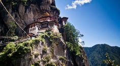 Jumolhari Trek - Veer off the beaten path and trek through the mountains of Bhutan, an enigmatic country where the people strive towards true happiness.| Via The Denizen