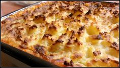 Sörös cukkinis pásztorpite Lasagna, Macaroni And Cheese, Ethnic Recipes, Food, Mac And Cheese, Eten, Meals, Lasagne, Diet