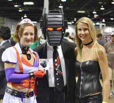 Wizard World Chicago 2015: Friday Cosplay Photos