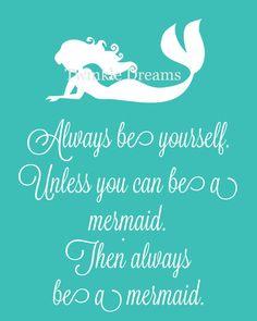 Items similar to Mermaid art, bathroom print, mermaid print, mermaid wall art, little kid art print manners print educational print little girl on Etsy Mermaid Sign, Mermaid Quotes, Mermaid Wall Art, Mermaid Bedroom, Surf Kunst, I Need Vitamin Sea, Art For Kids, Kid Art, My Pool