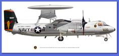 Aircraft illustration - side views, combat paintings and civil aircraft promotional / publishing work. Grumman Aircraft, Iron Man Cosplay, Nose Art, Aviation Art, Paint Schemes, Aircraft Carrier, Hawkeye, Military Art, Planes