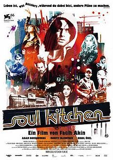 Soul Kitchen is, in the modern German fashion, brassy, grimey, abrupt, sarcastic and headstrong. A hipster mélange of snippets, comical connections, and multiculturalism that sneaks under the radar, the film is a fruit stand of beats of every musical genre. // film review by Asli Omur