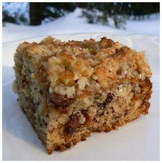 Bon Dessert, Eat Dessert First, Dessert Sauces, Banana Bread, Delicious Desserts, Cake Recipes, Muffins, Deserts, Brunch