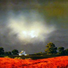 Allan Morgan artist - Courtenay's Fine Art