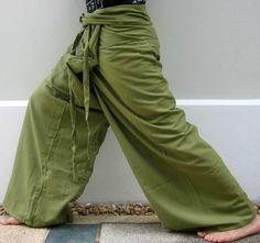 baggy men's yoga pants