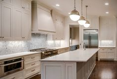 Laurels in Pewter or Pure A Quick Ship design, it is an excellent choice for design-build firms, custom home developers, and homeowners alike. Design Build Firms, Building Design, Home Developers, Touch Of Gray, Glass Installation, Florida Home, Beautiful Kitchens, Kitchen Backsplash, Mosaic Glass