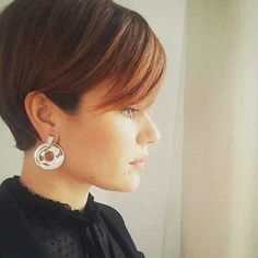 Short Hairstyles for Girls 2017 - 17